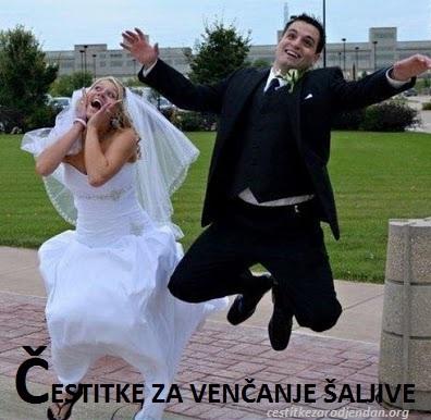 Čestitke za venčanje kako ih napisati